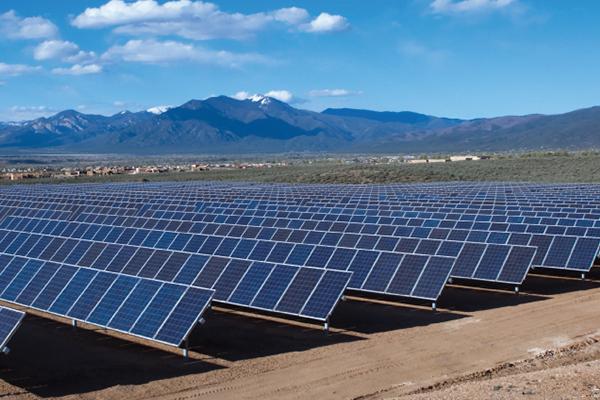Nextlight ENERGY solar company in minneapolis installed alot of panels on fields