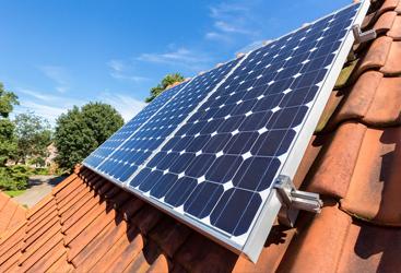 Nextlight ENERGY solar company in minneapolis installed solar plate on roof