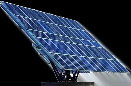 Nextlight ENERGY solar panels for your home minnesota single colar plate on stand