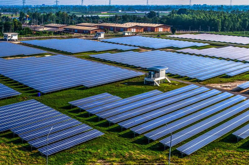 Table for The Power of Community Solar Gardens NextLight Energy